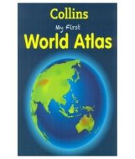 Buy Collins My First World Atlas from SnapDeal