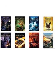 Buy Harry Potter Complete Combo Pack ( including the cursed child) for Rs. 4,338