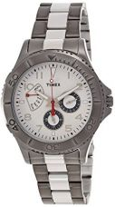 Buy Timex Kaleidoscope Analog White Dial Men's Watch - T2P038 from Amazon