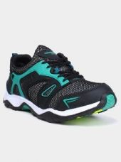 Columbus Men Black & Sea Green Lifestyle Shoes for Rs. 1,299
