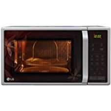 Buy LG 21 L Convection Microwave Oven (MC2145BPG, Silver Dancing Floral) from Amazon
