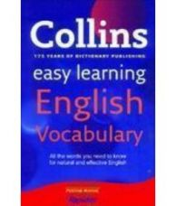 Get 19% off on Collins Easy Learning English Vocabulary