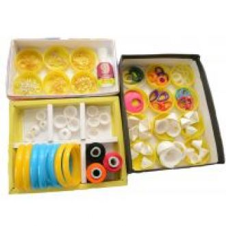 Get 25% off on Silk Thread Jewellery Making Mega Kit Three