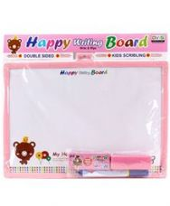 Avis Double Sided Happy Writing Board - Assorted for Rs. 128