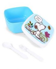 Buy Jewel Lunch Box Set - Blue for Rs. 41