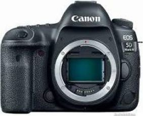 Buy Canon EOS 5D Mark IV (Body) from Ebay