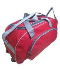 Buy Caris Red S (Below 60cm) Cabin Soft CRDB001 Luggage from SnapDeal