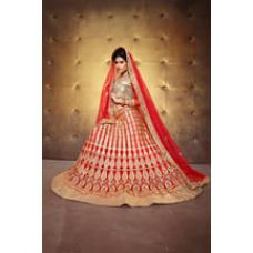 Buy Sutva Red Color Embr for Rs. 4,803