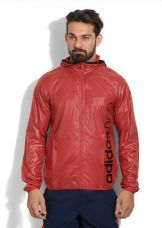Adidas Full Sleeve Solid Men's Sports Jacket Jacket for Rs. 1,349