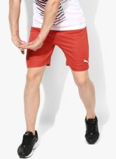 Get 40% off on Puma Velize With Innerslip Red Running Shorts