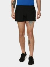Reebok Running Essentials 3 Men Black Regular Fit Shorts for Rs. 1,999