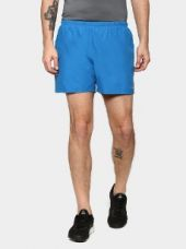 Reebok Running Essentials 5 Men Blue Regular Fit Shorts for Rs. 2,199