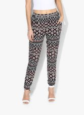 Get 50% off on Biba Multicoloured Printed Fit Coloured Pants