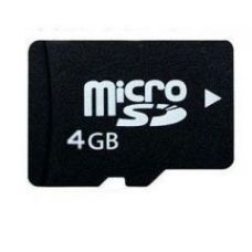 Micro Sd 4gb Memory Card for Rs. 159