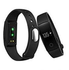 Buy Opta SW-009 Blue Bluetooth Smart Band and fitness tracker and heart rate sensor from Amazon