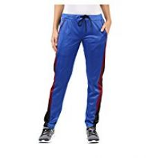 Yepme Women's Multicoloured Poly Cotton Trackpants - YPWTPANT5061_L for Rs. 299