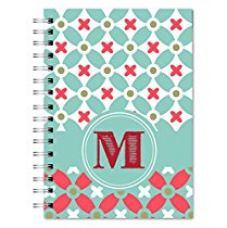 Buy Designer Spiral Notebook (500 Pages) By AART from Amazon