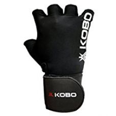 Kobo WTG-09 Gym Gloves with Wrist Support, X-Large (Black) for Rs. 485