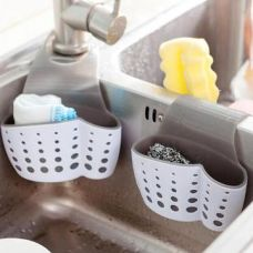 Buy Kitchen Sink Pocket - White from Hopscotch