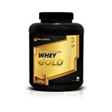 MuscleBlaze Whey Gold Protein, 2 kg Rich Milk Chocolate for Rs. 4,439