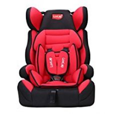Luvlap Comfy Baby Car Seat (Red) for Rs. 5,695