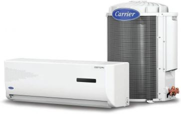 Buy Carrier 1 Ton 3 Star Split AC  - White  (Ester+ 12k 3 Star Cyclojet, Copper Condenser) for Rs. 28,499