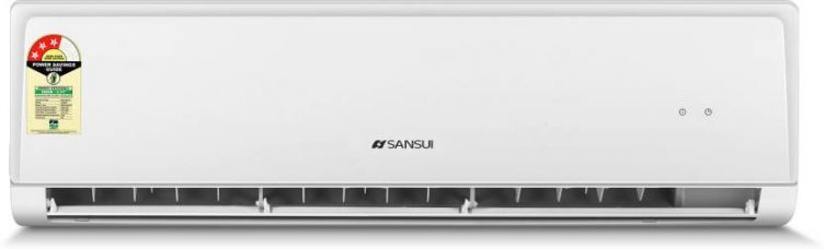 Flat 20% off on Sansui 1.5 Ton Inverter (3 Star) Split AC  - White  (SS4C54.WS1-CM, Copper Condenser)