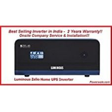 Luminous Zelio+ 1100 Home Pure Sinewave Inverter UPS for Rs. 4,707