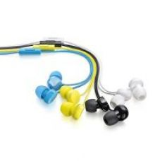 Buy Set Of 3 Without Mic Daily Use Wired Colour Earphones for Rs. 129