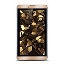 IBall Slide Snap 4G2 Tablet (7 inch, 16GB , Wi-Fi+ LTE+ Voice Calling), Biscuit Gold for Rs. 6,841