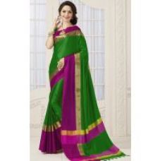 Buy Indian Beauty Art Silk Traditional self Design Saree with blouse (COLORS AVAILABLE) for Rs. 349