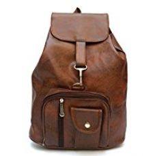 Alice Women's/Girl's Backpack Handbag (Brown,Bag Bkp 28) for Rs. 399