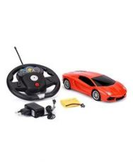 Flat 38% off on Smiles Creation Remote Controlled Car - Orange