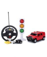 Buy Classic Remote Control Car With Charger And Traffic for Rs. 1709