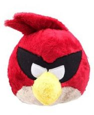 Buy Angry Birds Super Red Bird Plush Toy - 25 cm from FirstCry