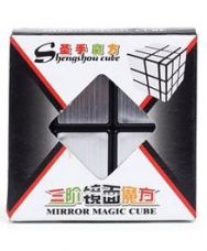 Smiles Creation Mirror Magic Cube Toy - Grey for Rs. 102