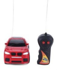 Buy Playmate Mini Remote Controlled Race Car Toy - Red from FirstCry