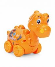 Smiles Creation Cute Dinosaur Friction Toy (Color May for Rs. 96