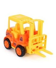 Buy Smiles Creation Toy Truck - Yellow Orange for Rs. 84