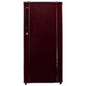 Buy Haier 190 L 3 Star Direct-Cool Single Door Refrigerator (HRD-1903SR-E/HED-19TBR,Basic/Burgandy Red) from Amazon