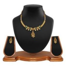 Buy Attractive Necklace Set 8683 from Rediff
