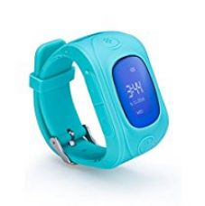 Toggr Junior Blue - Smartwatch for kids with GPS tracker (GPS, GSM & WiFi) for Rs. 2,999