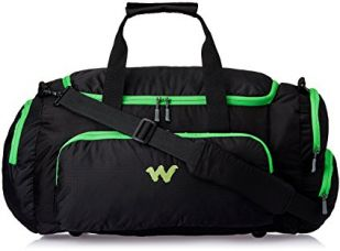 Buy Wildcraft Nylon 58.42 centimeters Green Travell Duffle (8903338051121) from Amazon