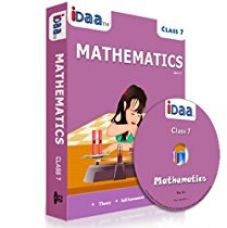 Buy Idaa Class 7 Mathematics Educational CBSE (CD) from Amazon