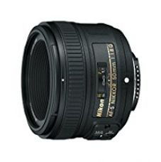 Nikon AF-S Nikkor 50mm f/1.8G Prime Lens for Nikon DSLR Camera for Rs. 10,500