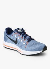 Buy Nike Air Zoom Vomero 12 Blue Running Shoes for Rs. 8747