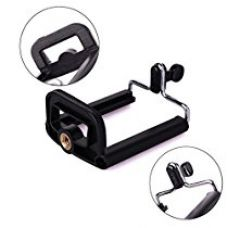 Buy SahiBUY Camera Stand Clip Bracket Holder Tripod Monopod Mount Adapter for Mobile Phone from Amazon