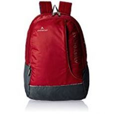 Buy Aristocrat Zing Fabric 25 Ltrs Red Laptop Backpack (LPBPZIN3RED) from Amazon
