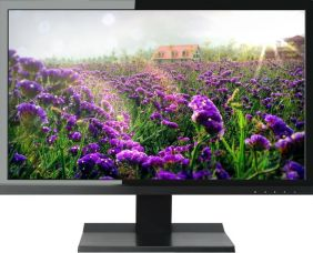 Micromax 18.5 inch HD LED - MM185bhd  Monitor  (Black) for Rs. 4,988