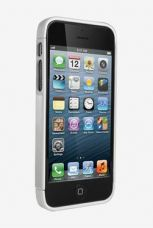 Flat 75% off on Cygnett iPhone 5/5s Mobile Cover (Silver)